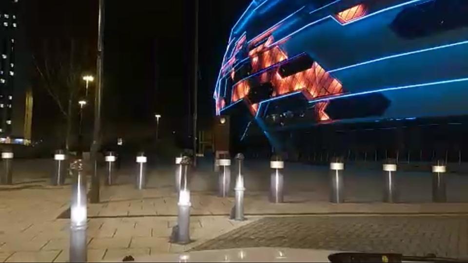Leeds Arena 2