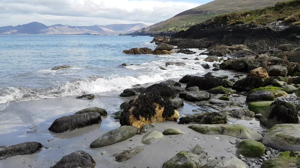 Garinish Beach
