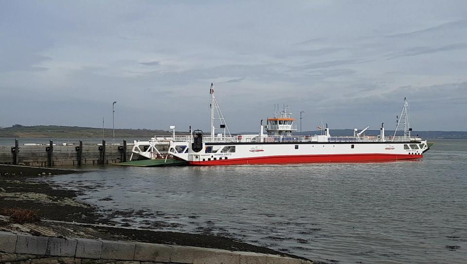 Tarbert Ferry 5