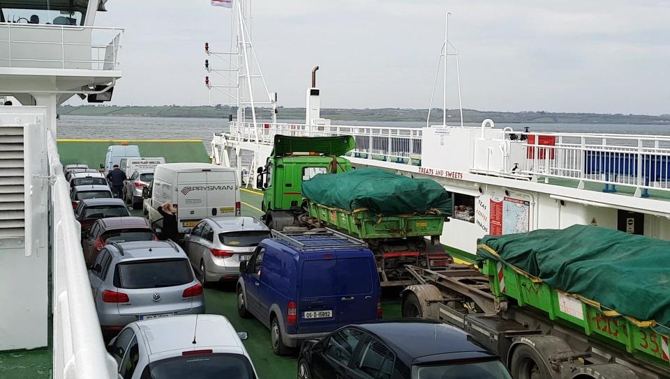 Tarbert Ferry 6