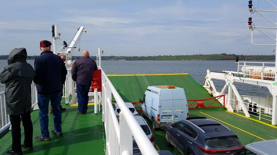 Tarbert Ferry 8
