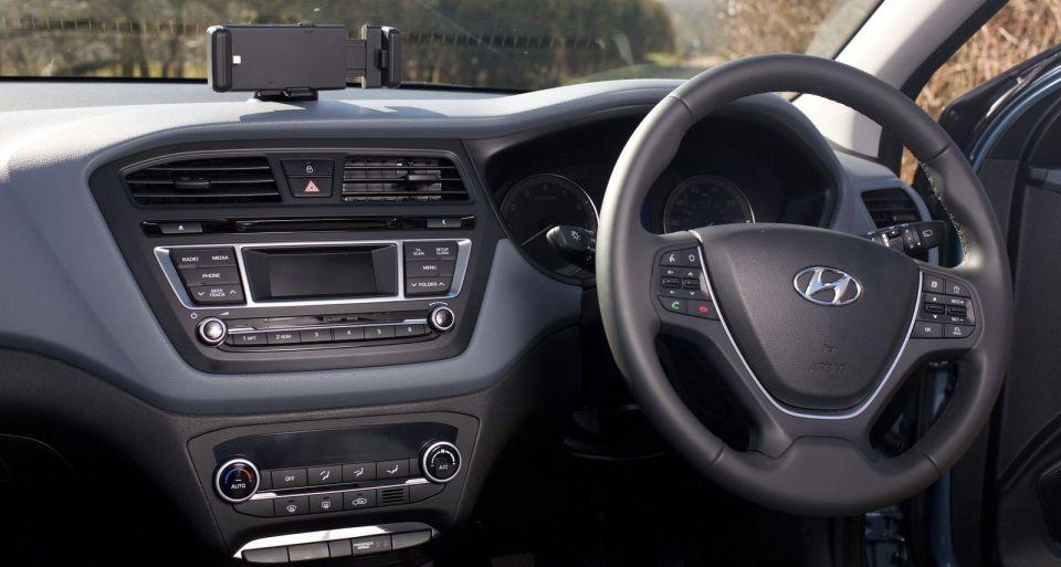 My Hyundai Dash