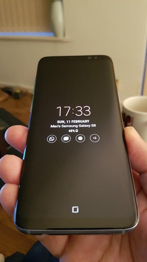 Samsung S8 2