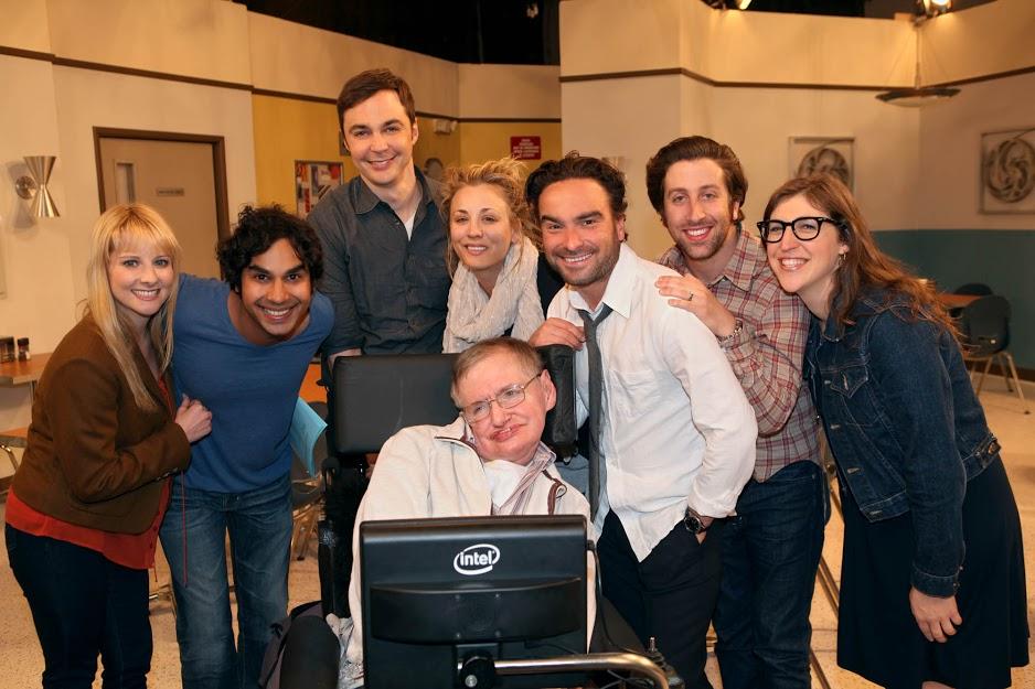 Hawking On Geeks
