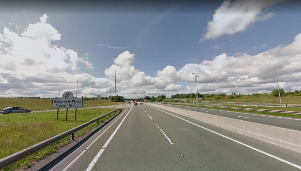 A494 Google Maps