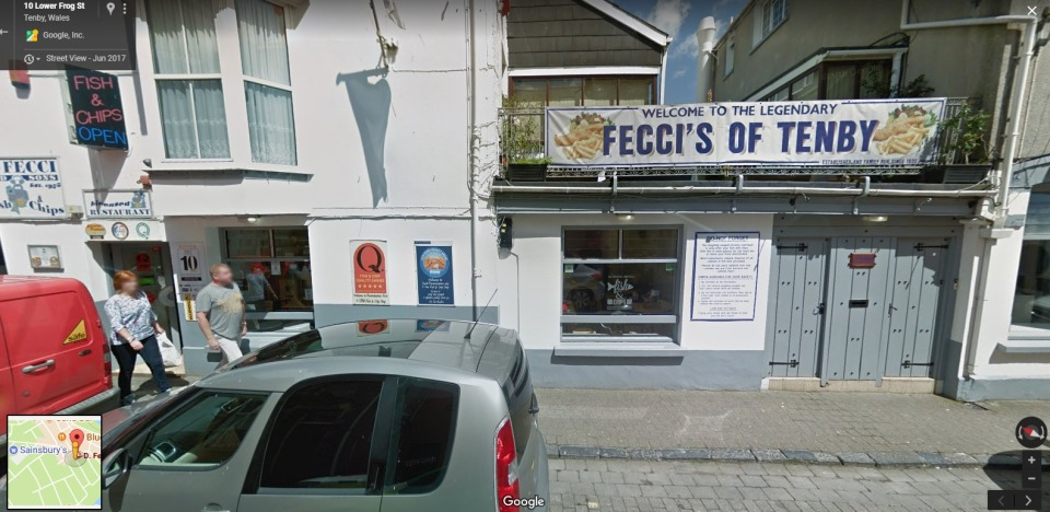 Fecci's Of Tenby